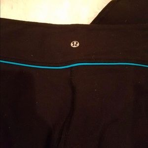 Lululemon tall yoga pants